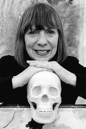 Cheryl Rabin Portrait